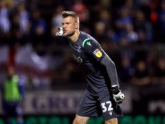 Bristol Rovers goalkeeper Anssi Jaakkola has been feeling soreness (David Davies/PA)