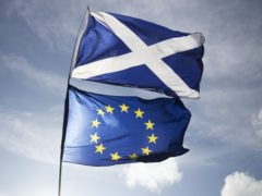 The Bill will allow Scottish ministers to make changes to legislation to keep pace with EU law (Jane Barlow/PA)