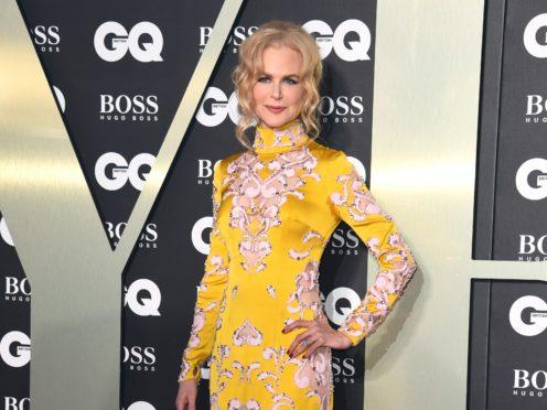Nicole Kidman (Matt Crossick/PA)