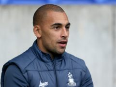 James Vaughan is battling to shake off a spell of tendonitis (Richard Sellers/PA)