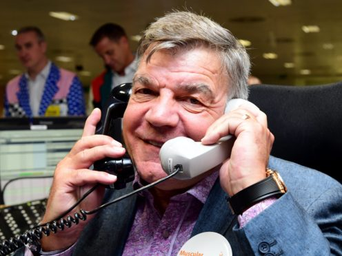 Sam Allardyce returns to Premier League management this weekend (Ian West/PA)