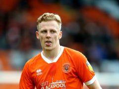 Callum Guy could return for Carlisle (Nigel French/PA)