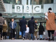 A general view of BBC Broadcasting House, at Portland Place, London. (Dominic Lipinski/PA)