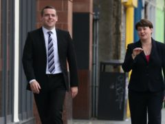 Scottish Conservative leader Douglas Ross said there should be another year of 100% rates relief for hospitality, leisure and retail businesses (Andrew Milligan/PA)