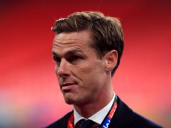 Scott Parker will not be on the touchline on Saturday (Mike Egerton/PA)