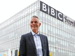 Tim Davie said there needs to be a 'rewiring' of the core of the BBC (Andrew Milligan/PA)