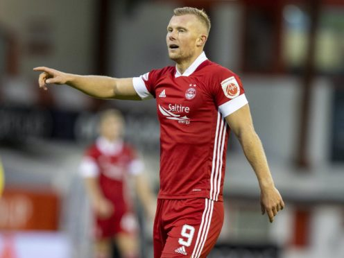 Aberdeen's Curtis Main grabbed his first goals since August with his Ross County double last week (Jeff Holmes/PA)