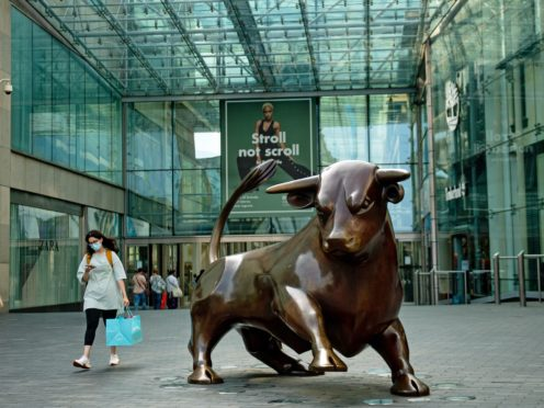 Birmingham Bullring owner Hammerson is to list on an Irish stock market due to Brexit (Jacob King/PA)