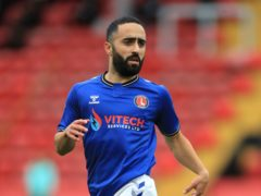 Erhun Oztumer is available for Bristol Rovers' home game with Blackpool after testing positive for coronavirus (Mike Egerton/PA)