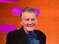 Sir Michael Palin has been recovering from heart surgery (Ian West/PA)