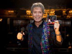 Sir Cliff Richard (Warner Music/PA)