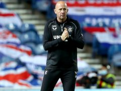 Rangers assistant manager Gary McAllister believes the Ibrox side's festive run could define their title hopes (Ian MacNicol/PA)