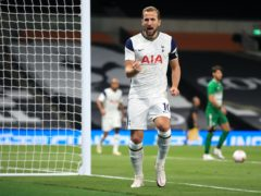 Harry Kane has been in impressive form (Adam Davy/PA).