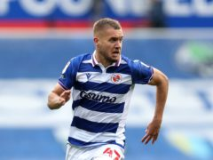 Reading's George Puscas has not played since last month (David Davies/PA)