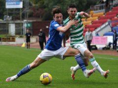 Danny McNamara, left, has been a major success at St Johnstone (Andrew Milligan/PA)