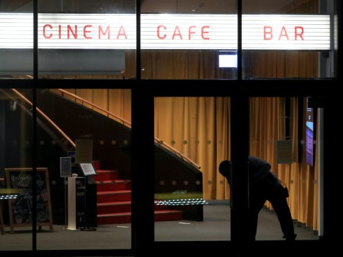 Cinema openings are limited by Covid-19 restrictions (Gareth Fuller/PA)