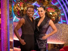 Nicola Adams and Katya Jones tease their Strictly Come Dancing return (BBC)