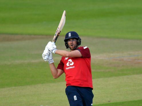 England's Dawid Malan made his Big Bash debut (Dan Mullen/PA)