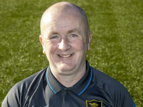 David Martindale wants Livingston job on a permanent basis (Jeff Holmes/PA)