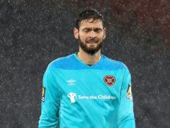 Craig Gordon will face former club Celtic at Hampden (Andrew Milligan)