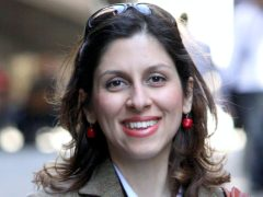 Nazanin Zaghari-Ratcliffe has been detained in Iran since 2016 (Family/PA)