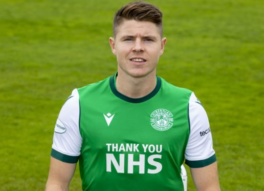 Kevin Nisbet is back for Hibs (PA)