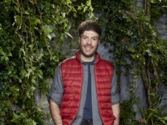 Jordan North says I'm A Celeb snake trial changed him 'for the better' (ITV)