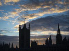 Houses of Parliament (Victoria Jones/PA)
