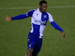 Brandon Hanlan is in line to start for Bristol Rovers (Mike Egerton/PA)