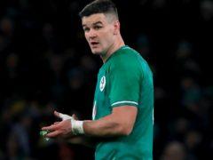 Johnny Sexton believes Ireland are making progress under head coach Andy Farrell (Donall Farmer/PA)
