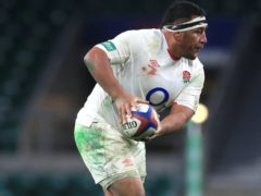 Mako Vunipola has been ruled out of the Autumn Nations Cup final (Adam Davy/PA)
