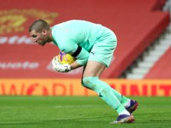 West Brom keeper Sam Johnstone has impressed in the Premier League this season (Catherine Ivill/PA)