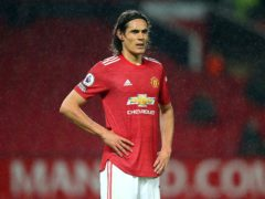 Edinson Cavani has impressed since arriving at Manchester United (Alex Livesey/PA)