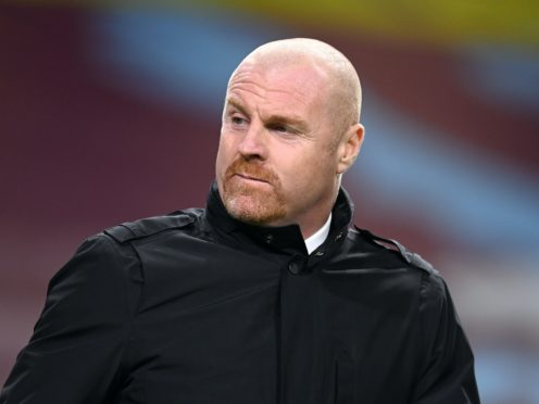Sean Dyche will not be offering friend Chris Wilder any sympathy (Michael Regan/PA)