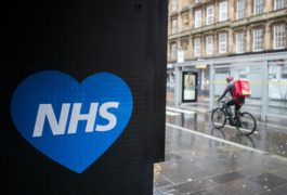 The NHS has been lauded throughout the coronavirus pandemic (Jane Barlow/PA)