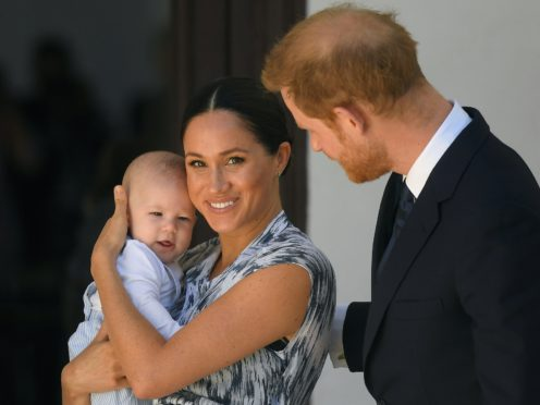 The Duchess of Sussex has settled her legal claim against Splash News and Picture Agency (Toby Melville/PA)