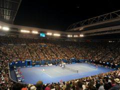 Melbourne Park will host the Australian Open in February (PA)
