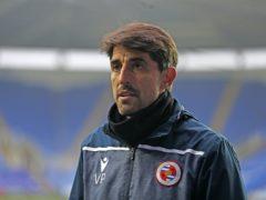 Veljko Paunovic could only secure a point at Sheffield Wednesday (Bradley Collyer/PA)