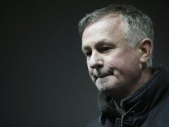Michael O'Neill is dealing with an injury crisis (Nick Potts/PA)