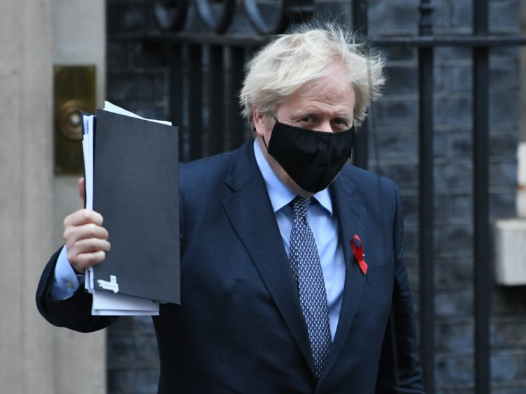 Boris Johnson is said to be 'optimistic' that a deal can be reached with the EU (Stefan Rouseau/PA)