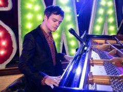 Singer-songwriter Jamie Cullum was among the stars taking part in Barnardo's Kidsmas Live Concert (Jeff Spicer/PA)