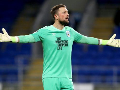 Ben Hamer seems set to miss out for Huddersfield (David Davies/PA)