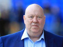 Mayor of Liverpool Joe Anderson (Peter Byrne/PA)