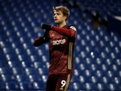 Leeds are expected to have Patrick Bamford available for the visit of Newcastle (Matthew Childs/PA)