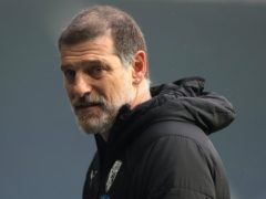 Slaven Bilic would not rule out a shock result at Manchester City (Mike Egerton/PA)