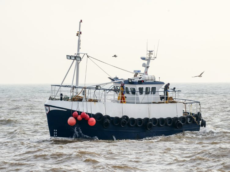 Michael Gove has denied UK fisherman will be worse off as a result of the EU trade deal (Danny Lawson/PA)