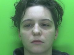 Katie Crowder has been for life with a minimum term of 21 years for murdering her toddler daughter by scalding her with hot water (Nottinghamshire Police/PA)