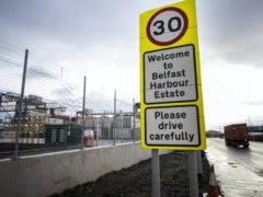 Officials warned that temporary arrangements could be 'lumpy' until permanent facilities were ready to open (Liam McBurney/PA)