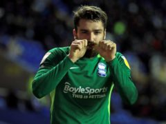Jon Toral scored twice for Birmingham (Adam Davy/PA)