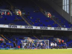 Ipswich are one of four clubs charged by the FA (Mike Egerton/PA)